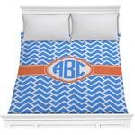 Zigzag Comforter (Personalized)