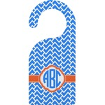 Zigzag Door Hanger (Personalized)