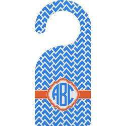 Zigzag Door Hanger (Personalized)