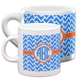 Zigzag Espresso Cups (Personalized)