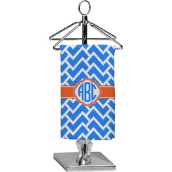 Zigzag Finger Tip Towel - Full Print (Personalized)