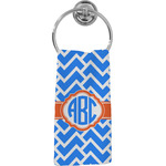 Zigzag Hand Towel - Full Print (Personalized)