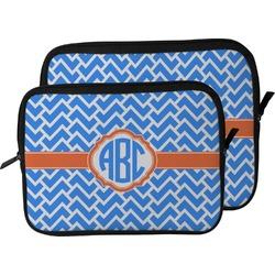 Zigzag Laptop Sleeve / Case (Personalized)