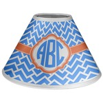 Zigzag Coolie Lamp Shade (Personalized)