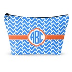 Zigzag Makeup Bags (Personalized)