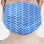 Zigzag Face Mask Cover (Personalized)