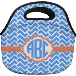 Zigzag Lunch Bag (Personalized)