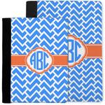 Zigzag Notebook Padfolio w/ Monogram