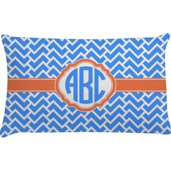 Zigzag Pillow Case (Personalized)