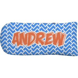Zigzag Putter Cover (Personalized)