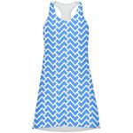 Zigzag Racerback Dress (Personalized)