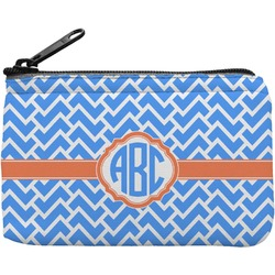 Zigzag Rectangular Coin Purse (Personalized)
