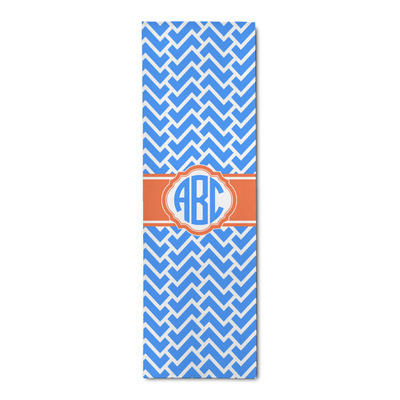 Zigzag Runner Rug - 3.66'x8' (Personalized)