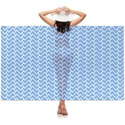 Zigzag Sheer Sarong (Personalized)