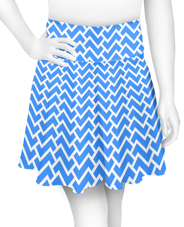 3793e3d6515e Zigzag Skater Skirt (Personalized)