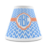 Zigzag Chandelier Lamp Shade (Personalized)