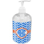 Zigzag Soap / Lotion Dispenser (Personalized)