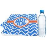 Zigzag Sports & Fitness Towel (Personalized)