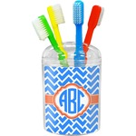 Zigzag Toothbrush Holder (Personalized)