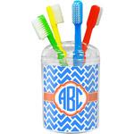Zigzag Toothbrush Holder (Personalized)