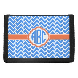 Zigzag Trifold Wallet (Personalized)