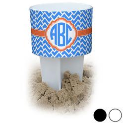 Zigzag Beach Spiker Drink Holder (Personalized)