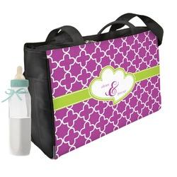 Clover Diaper Bag (Personalized)