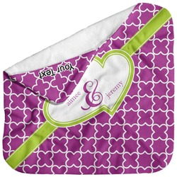 Clover Baby Hooded Towel (Personalized)