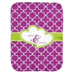 Clover Baby Swaddling Blanket (Personalized)