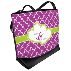 Clover Beach Tote Bag (Personalized)