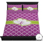 Clover Duvet Cover Set (Personalized)