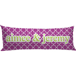 Clover Body Pillow Case (Personalized)