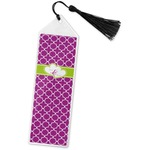 Clover Book Mark w/Tassel (Personalized)