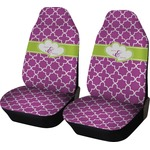 Clover Car Seat Covers (Set of Two) (Personalized)