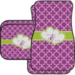 Clover Car Floor Mats (Personalized)