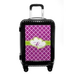 Clover Carry On Hard Shell Suitcase (Personalized)