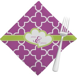 Clover Napkins (Set of 4) (Personalized)