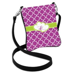 Clover Cross Body Bag - 2 Sizes (Personalized)