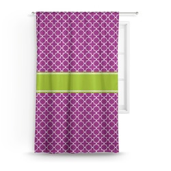 Clover Curtain (Personalized)