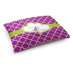 Clover Dog Bed (Personalized)