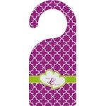 Clover Door Hanger (Personalized)