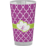 Clover Drinking / Pint Glass (Personalized)