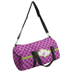 Clover Duffel Bag (Personalized)