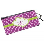 Clover Genuine Leather Eyeglass Case (Personalized)