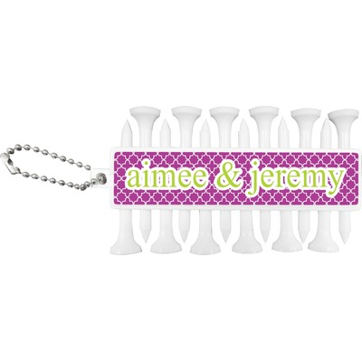 Clover Golf Tees & Ball Markers Set (Personalized)