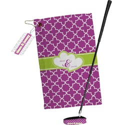 Clover Golf Towel Gift Set (Personalized)