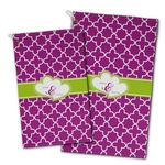 Clover Golf Towel - Full Print w/ Couple's Names