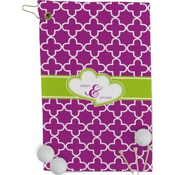 Clover Golf Towel - Full Print (Personalized)