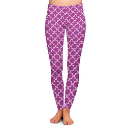 Clover Ladies Leggings - Large (Personalized)
