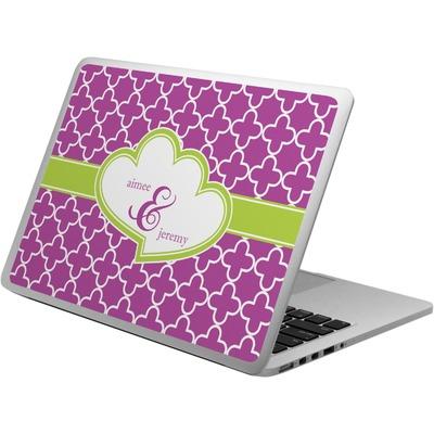 Clover Laptop Skin - Custom Sized (Personalized)